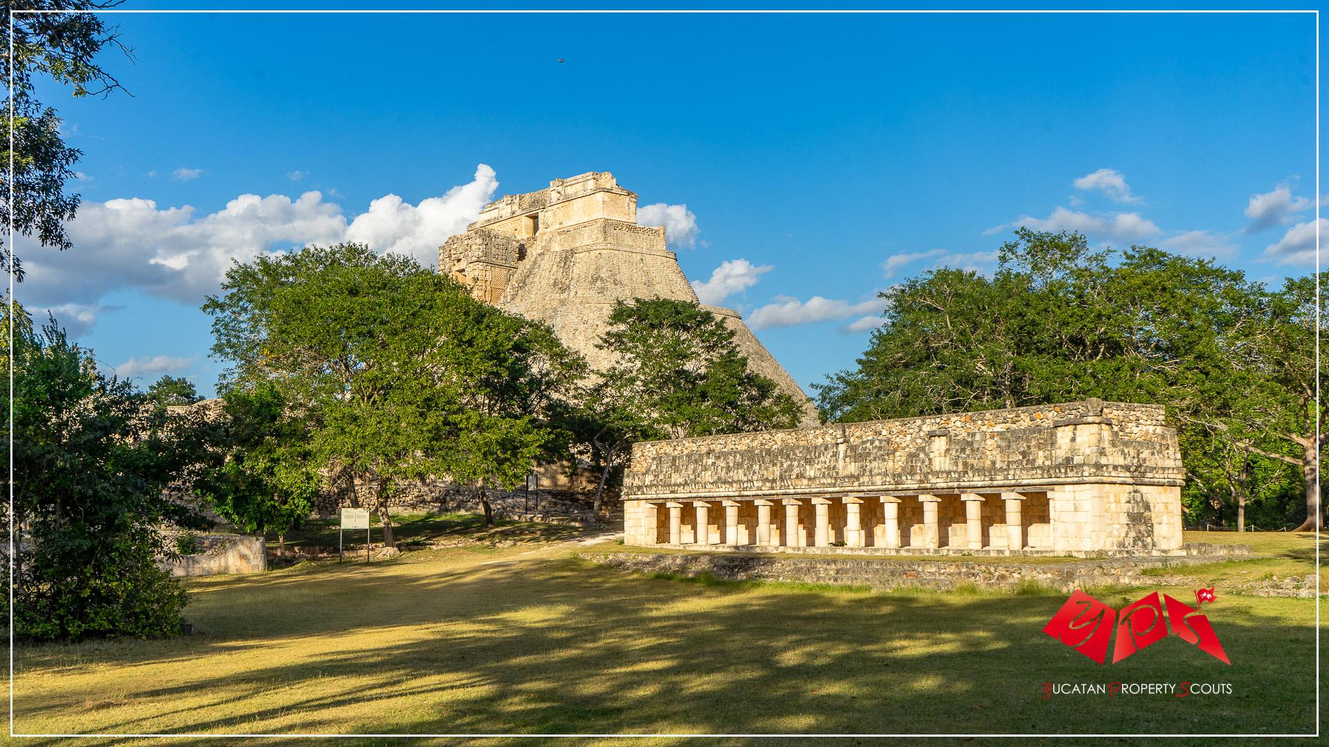 Mayan Ruins of Uxmal